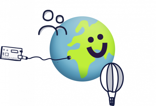 GoodLab: (Um)Welt, Menschen & Technik